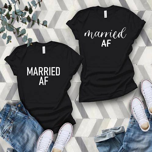 Married AF His & Hers