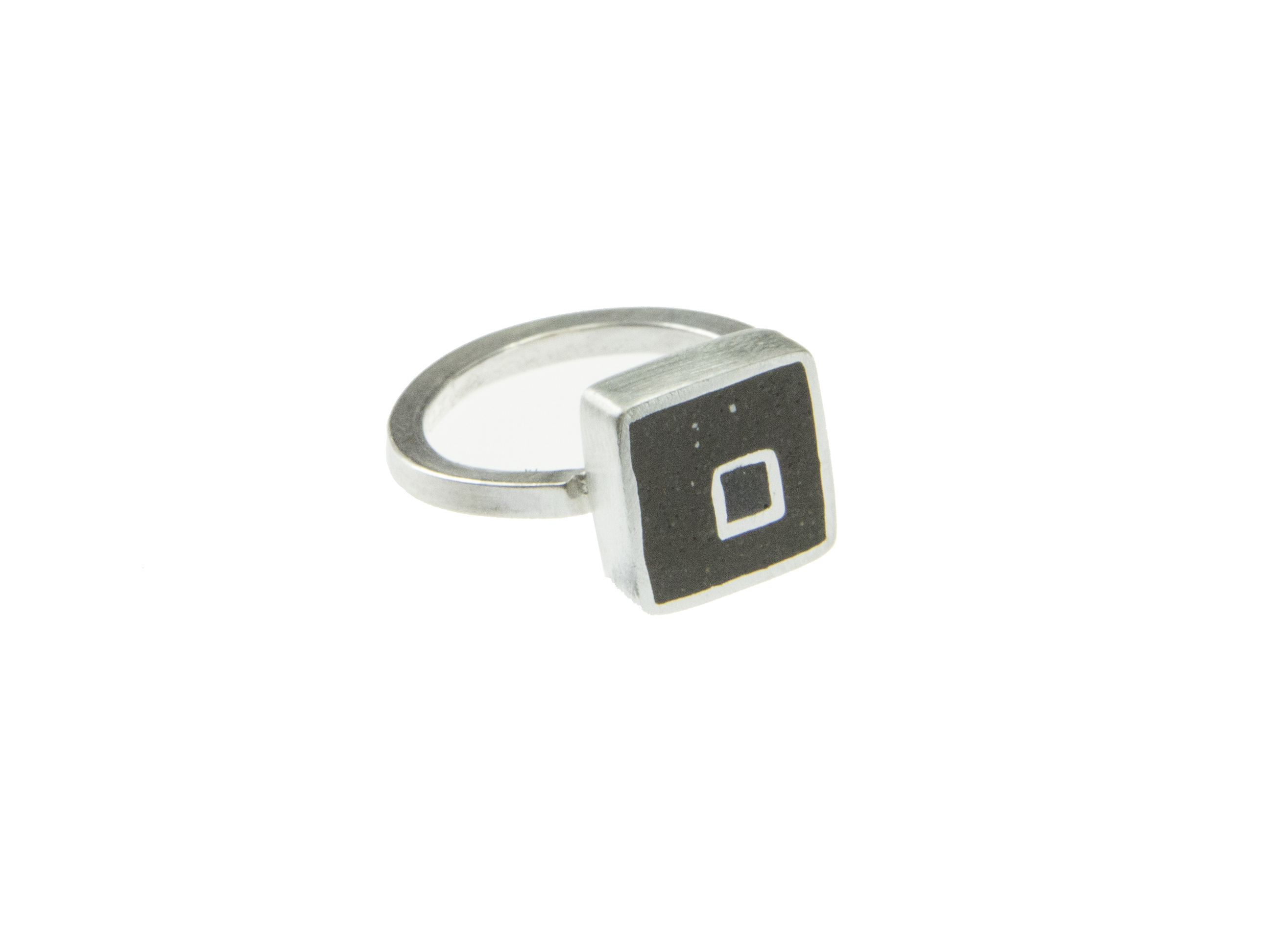 Square Concrete ring