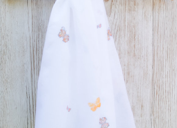 British butterfly scarf
