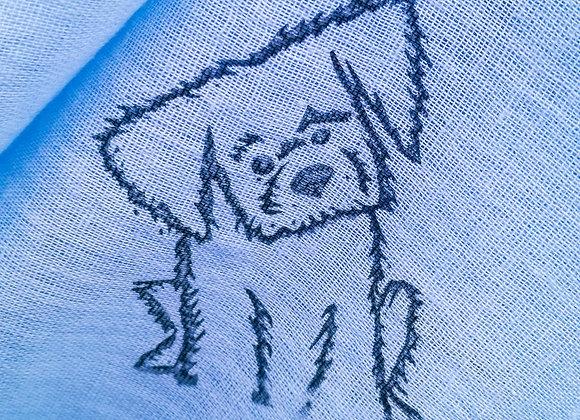 Puppy scarf