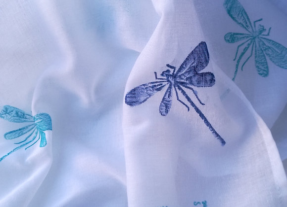 Dragonfly Scarf
