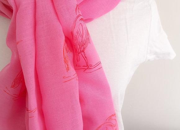Heron scarf