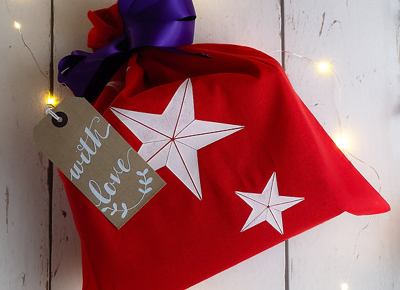 Star shopping tote bag