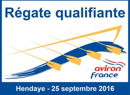 ENDAIKADA 2016 - avant-programme régate 25 sept.