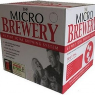 The Microbrewery - Complete system