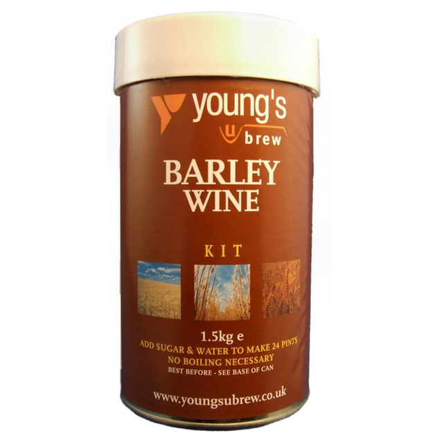 Youngs Harvest Barley Wine
