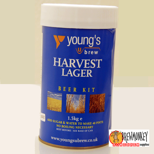 Youngs Harvest lager