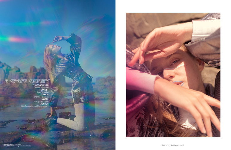 Issue 8_Fen Hong Se Magazine_Tear Sheets