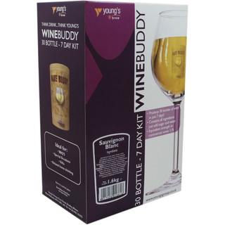 0860 Winebuddy 30 bottle Sauvingnon Blan