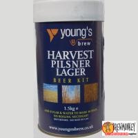 Harvest Pilsner lager