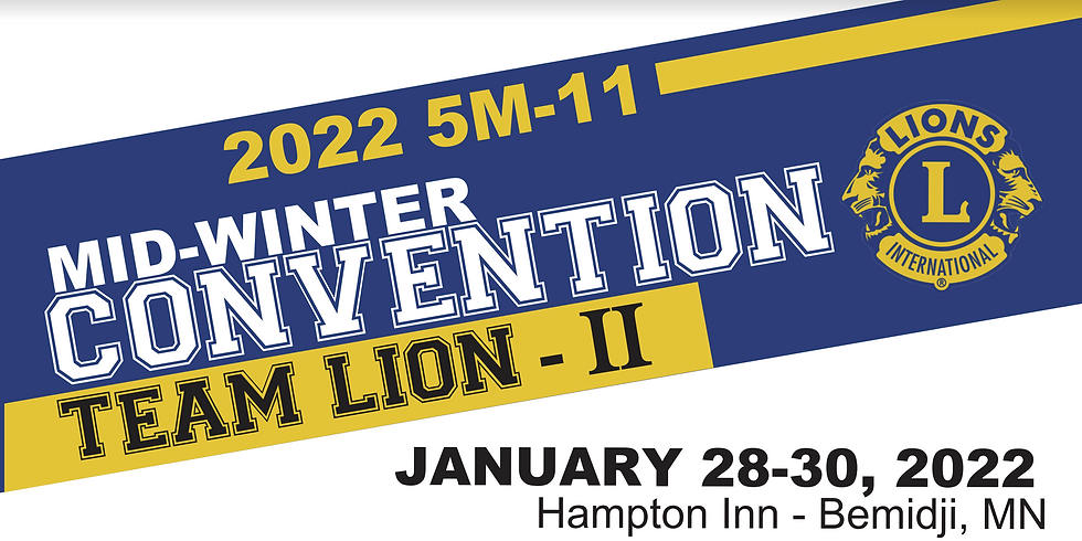 2022 5M11 Mid-Winter Convention