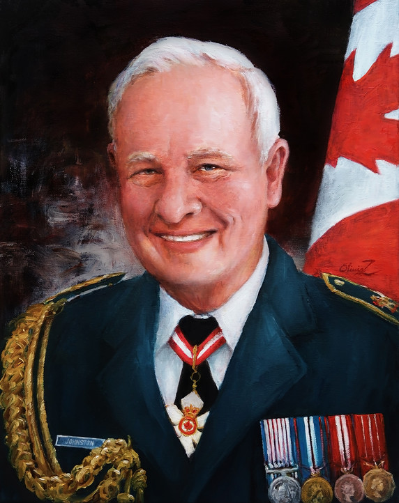 The Right Honourable David Johnston