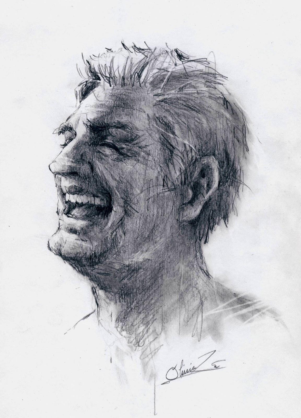 Laughing Gentleman