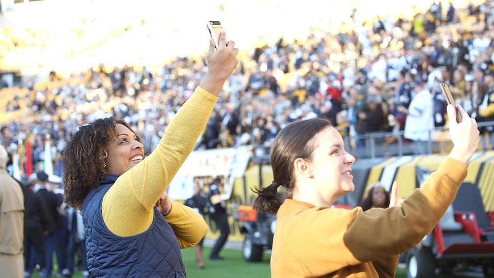 Steelers Heinz Field Wi-Fi