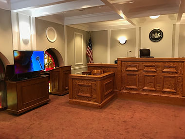Fayette County Courthouse credenza2.jpg