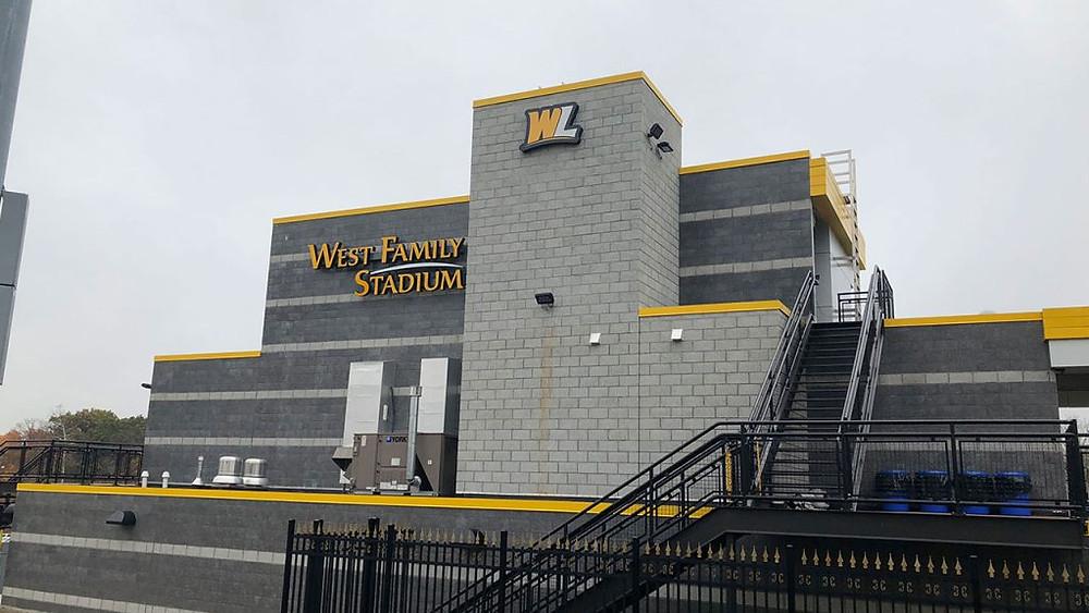 West Liberty University football stadium