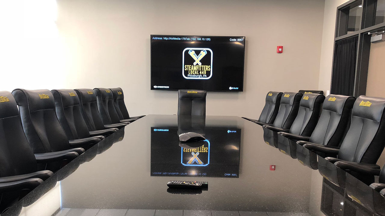 Steamfitters - Conference Room