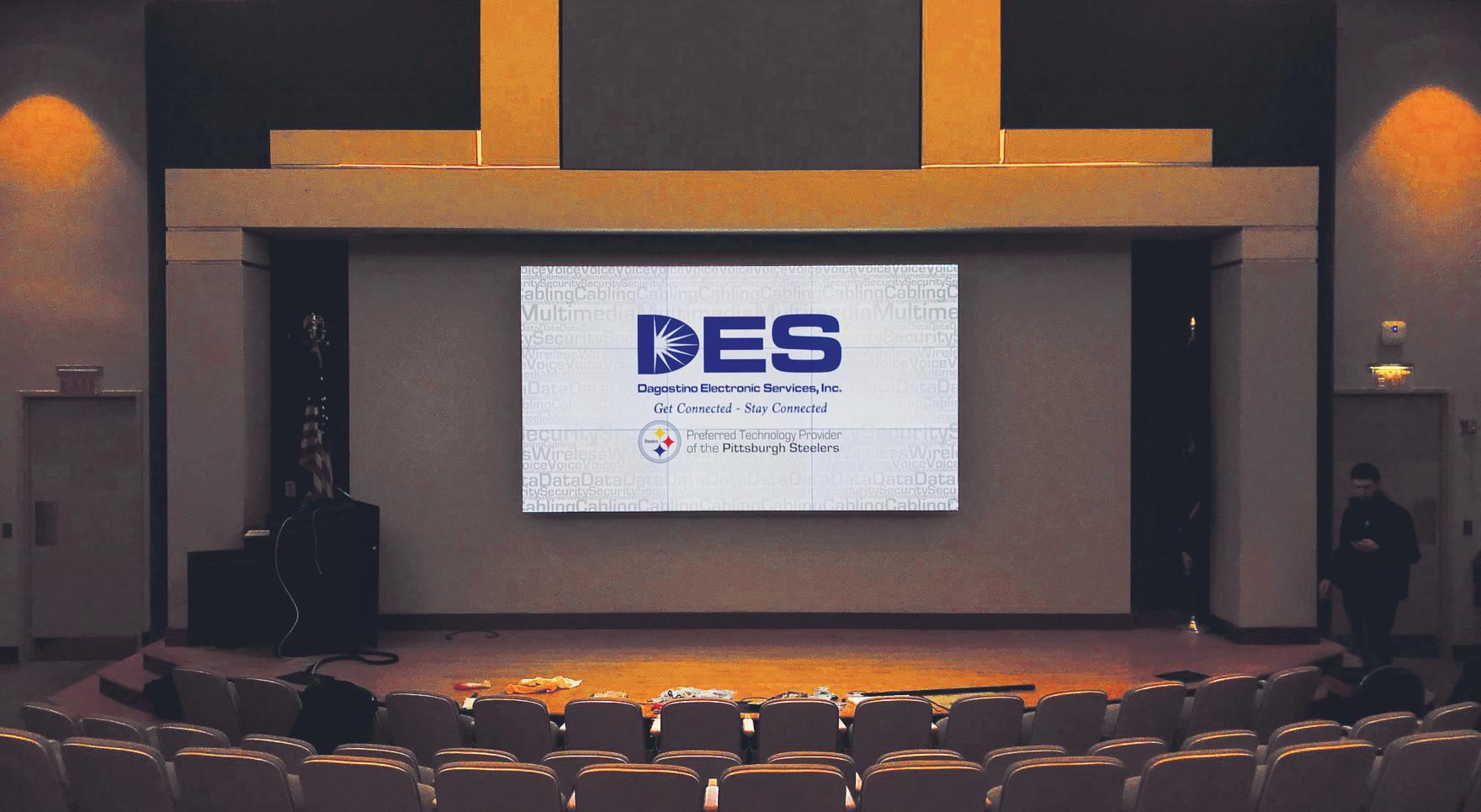 Auditorium: Allegheny General Hospital