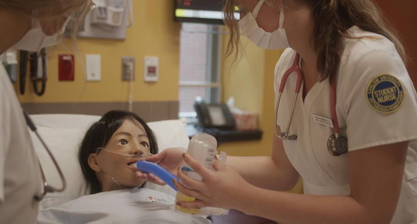 Saint Vincent College - Nursing Simulation Lab