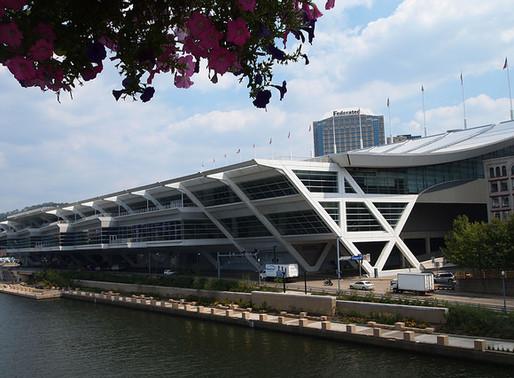 DES overhauls David L. Lawrence Convention Center surveillance system