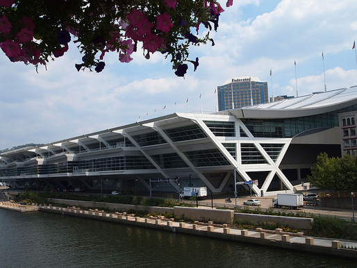 DES overhauls David L. Lawrence Convention Center surveillance system