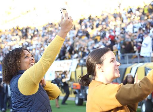 Heinz Field Wi-Fi designed with Steelers' fan top of mind