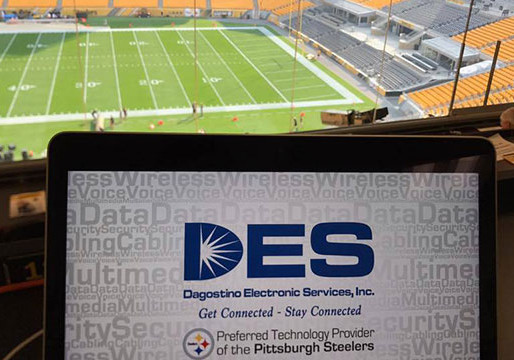 Dagostino Electronic Services: Pittsburgh Steelers' preferred technology provider