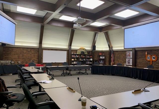 Bethel Park School District Community Room