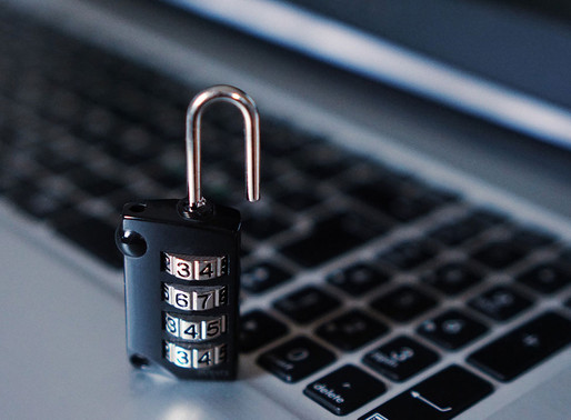 Stay safe online: October is National Cyber Security Awareness Month