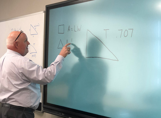 Steamfitters use Promethean boards for training, ongoing education