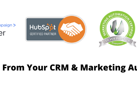 Our Top 4 Favourite CRM & Marketing Automation Platforms