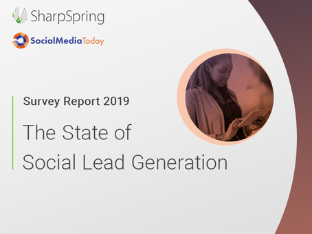 The State of Social Lead Generation