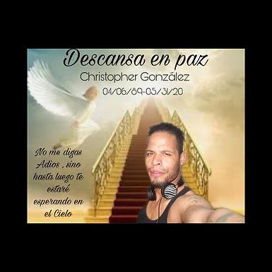 Christopher Gonzalez-Torres
