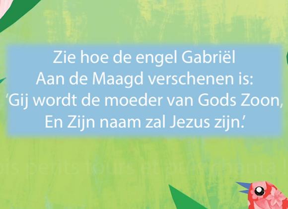 Boîte à musique L'Angelus - Version néerlandaise