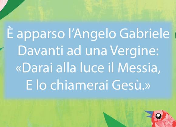 Boîte à musique L'Angelus - Version italienne