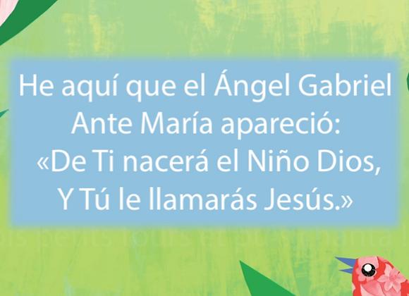 Boîte à musique L'Angelus - Version espagnole