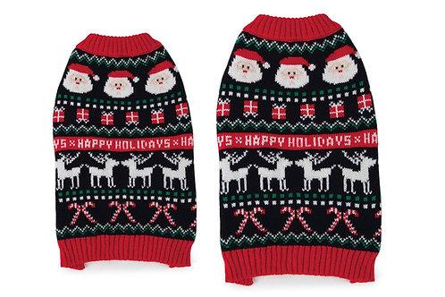 Pullover weihnachtlich