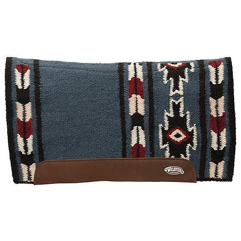 Weaver Sattelpad mit Filzunterseite