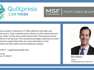 MSF Featured Business- QuiXpress Car Wash