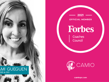 Cami Named Member of Forbes Councils