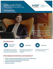 MSF Companies Services and Overvie