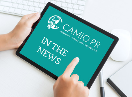CAMIO PR Launches App Development Services & Agency Named Certified Apple Developer