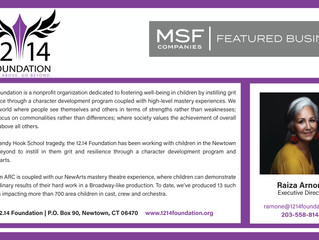 Featured Business - The 12.14 Foundation
