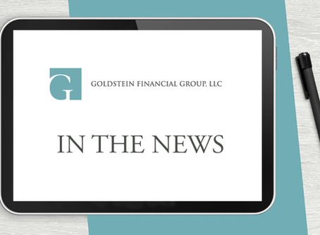 Client Goldstein Financial Group In the News
