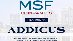 Clients MSF Companies and Addicus In the News