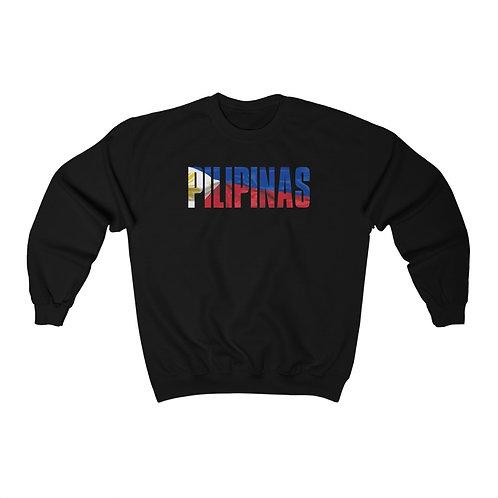 Pilipinas - Unisex Sweatshirt (Dark Colors)