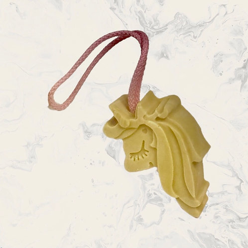 Douxdoux papillon fraise en corde