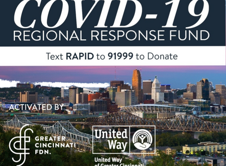 COVID-19 Regional Recovery Fund Butler and Warren Counties Joint Effort