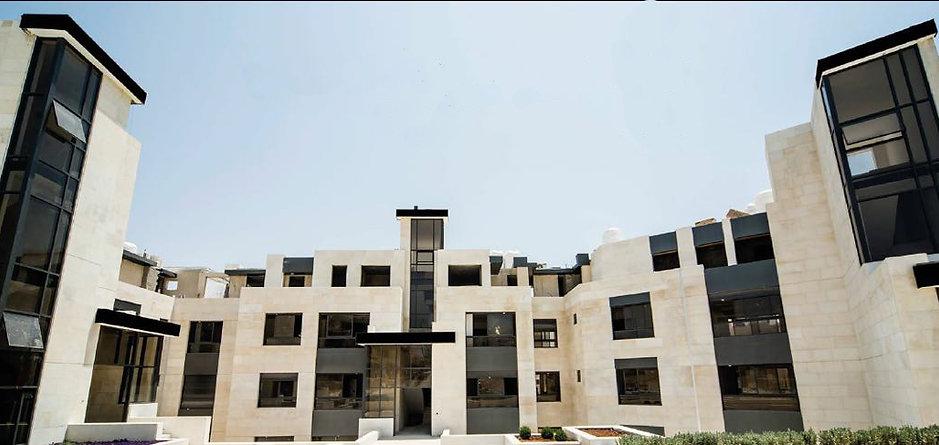 Apartment Building Compound