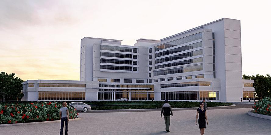 Conseptual Hospital Design
